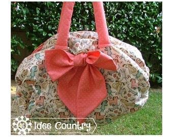 DIAPER BAG fabric