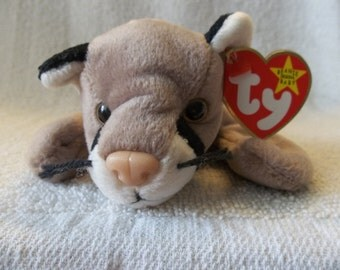 Canyon the Tiger- Ty Beanie Baby Original  (12A)