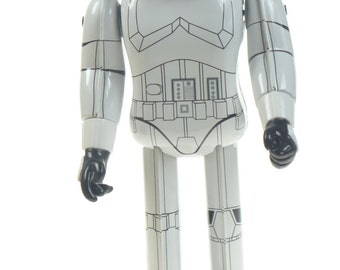 Star Wars Stormtrooper  Osaka Tin Toy Made in Japan Wind Up Collectible Toy As new In Box