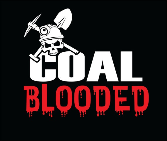 Coal Miner Decal