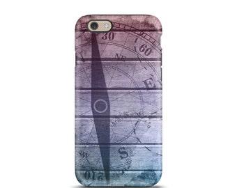 iPhone 6s case, iphone 6 case, iPhone 6 Plus, iphone 7 case, iphone 5 case, iphone 5s case, iphone case, iphone cases - Wood Compass