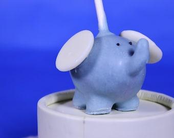 Baby Elephant Baby Shower Cake Pops (1 dozen)
