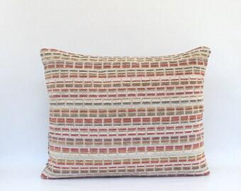 Pillow COVER, Linen blend pillow cover, Modern pillow cover, Upholstery Custom pillow cover, throw pillow