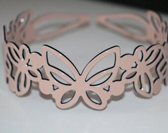 Laser cut Butterfly Hairband, Designed in Paris