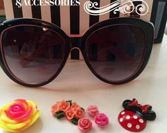 Custom Sunglasses - YOU choose the design!