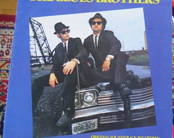 The Blues Brothers - Original Soundtrack Record - LP Vinyl - c 1980