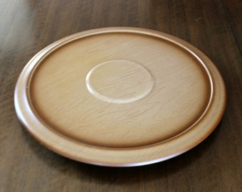 lazy susan turn table fiberglass composite centerpiece 360 degrees