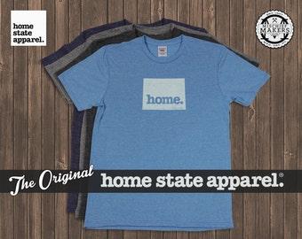 Wyoming Home. T-shirt- Men's/Unisex