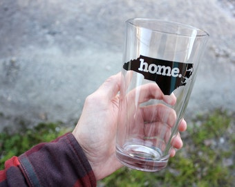 NC Home Pint Glasses