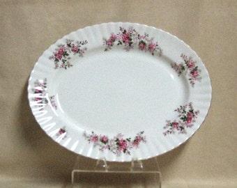 Royal Albert Lavender Rose Small Platter