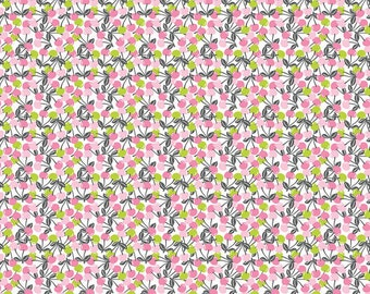 Blend Fabrics - Field Day - Cherries Jubilee Pink - 114.104.07.1