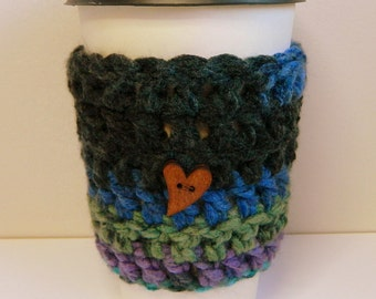 Coffee Cup Sleeve Take Out Coffee Cup Sleeve Coffee Cup Cozy Take Out Coffee Cup Cozy