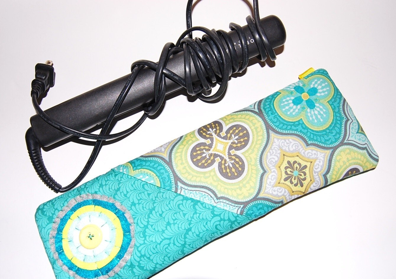 At the Fence: Cool Care Flat/Curling Iron Holder Review ...