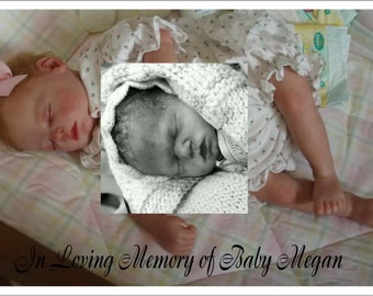 Made to Order - MEMORY DOLL ~ Reborn Baby Boy or Girl