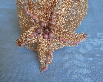 Star fish - bracelet/necklace/ jewel – handmade.