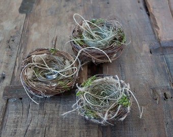Ring Bearer Nest - Ready to Ship - Limited Quantities