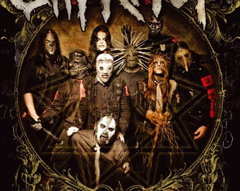 Slipknot - Is Gone - Poster - Free Shipping