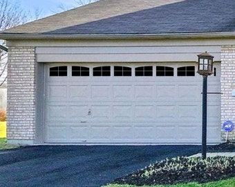 Garage Door Kit Etsy