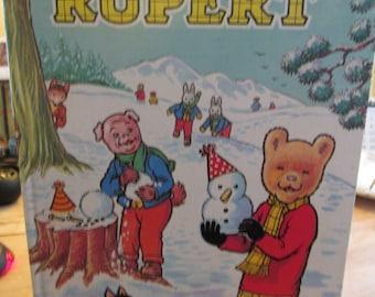 Rupert the bear annual 1974