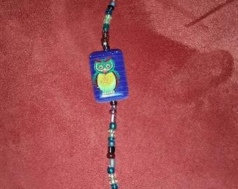 I'M AWARE Owl Bracelet