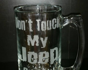 Don't Touch My Beer... Beer Stein