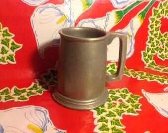 Vintage Wilton  pewter stein or mug