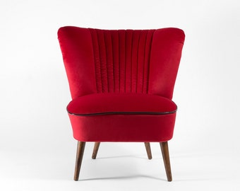 Fully restored coctail chair from 1972