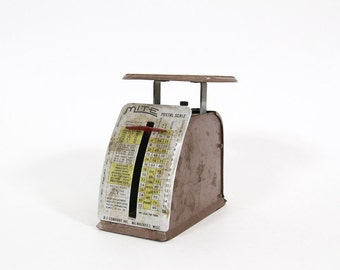 Vintage Mite Postal Scale BT Company Inc Milwaukee