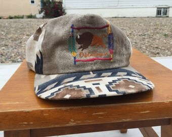 Vintage Southwest Styled Ball Cap