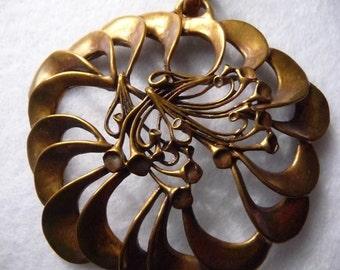Pendant. Hannu Ikonen (Finland). Bronze.