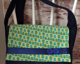 Handbag / Shoulder Bag, handmade