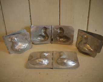 French Vintage Chocolate Mould