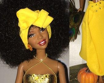 Custom Orisha God/Godess doll