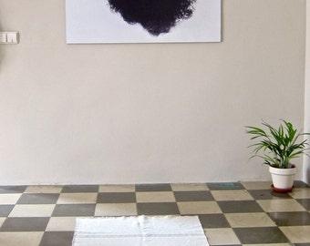Heavy Cotton Yoga Mat