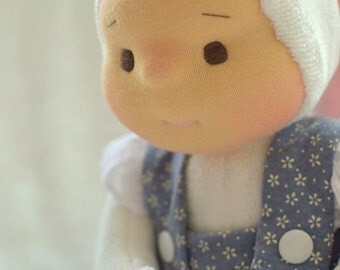 """Juliette, bunny girl 12"""" Made to order by Calinette"""