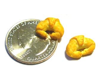 FLASH SALE Miniature Croissants 3pcs