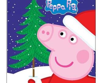 Peppa Pig Etsy Uk