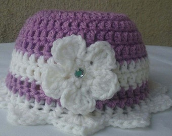 Crochet hats for Newborn