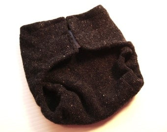 Wool Diaper Cover- XS- Free Lanolizing
