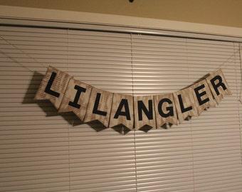 Lil Angler Banner