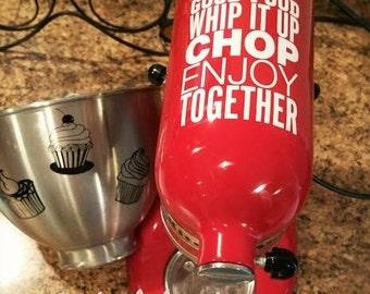 Kitchenaid Mixer Etsy