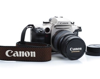 Canon EOS Elan II w/Ultrasonic 28-80 Zoom lens -35mm SLR camera