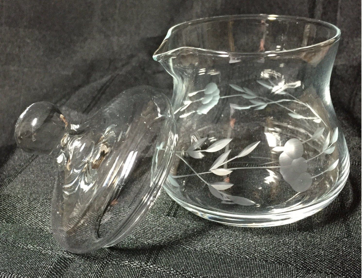 Vintage princess house crystal heritage by parkvintagevillage for Princess housse