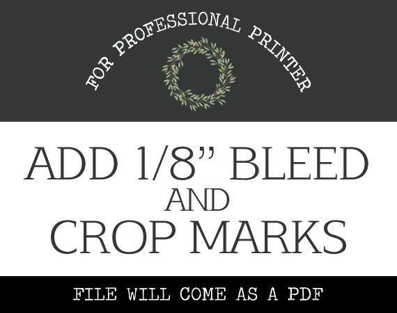 how to add crop marks to a pdf