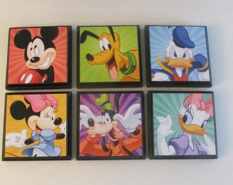 Mickey And Friends Etsy