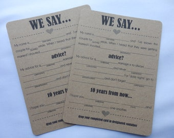 Wedding favors.Wedding favours. Wedding advice cards .