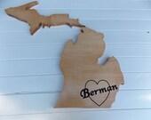 Michigan Rustic Wedding G...