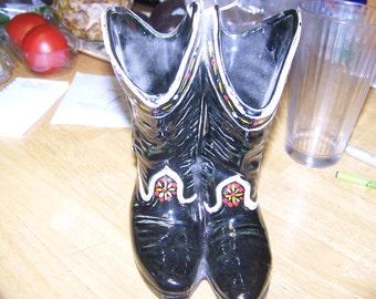 McCoy coyboy Boot Planter