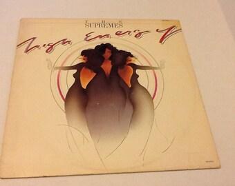 The Supremes – High Energy – Motown  – LP Vinyl Record 1976