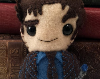 10th Doctor - David Tennant - Dr Who plushie
